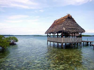 Überfahrt nach Bocas